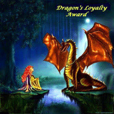 Dragon's Loyalty Award - July, 2015